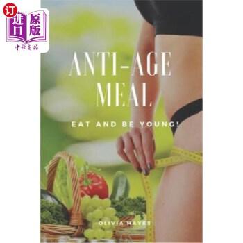 【中商海外直订】Anti-Age Meal 海外发货,付款后预计2-4周到货