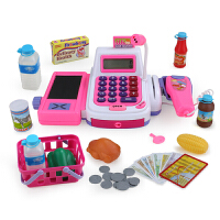 儿童玩具女孩3-4-6-7-8-9-12岁女童仿真收银机宝宝智力小学生