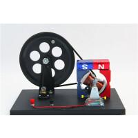 教学仪器手摇交直流发电机物理实验器材 电磁学教学仪器