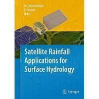 【预订】Satellite Rainfall Applications for Surface