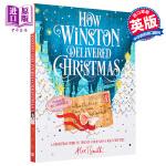 【中商原版】Alex T. Smith:大耳鼠温斯顿的暴走圣诞 Christmas 圣诞专题 儿童文学 插图童书 名家