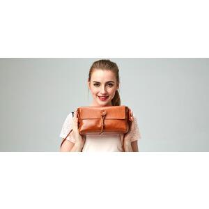 【春夏新品惠】2018新款真皮女包时尚牛皮小方包女士单肩休闲包包手提包