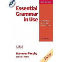 【预订】Essential Grammar in Use: Grammatica Di Base Della意大利语版