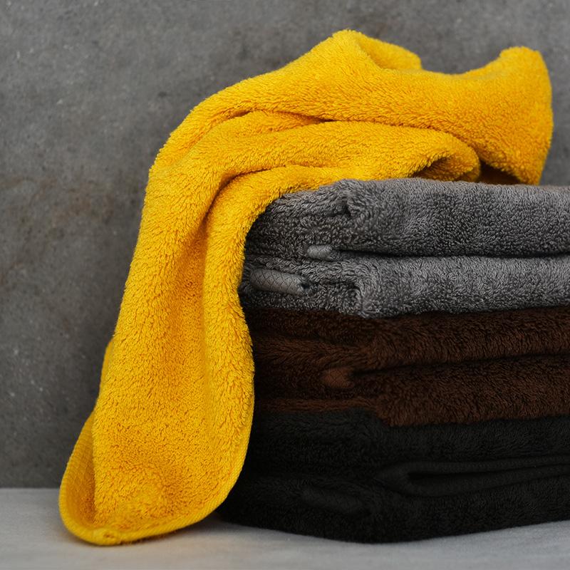 【网易严选 好货直降】埃及进口长绒棉毛巾 厚实大毛圈,干爽瞬吸