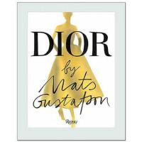 现货 Dior by Mats Gustafon,时尚插画师马兹・古斯塔夫森笔下的迪奥 服装时装插画设计图书