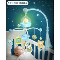 男宝宝女音乐旋转摇铃床头铃床铃0-1岁玩具3-6个月12