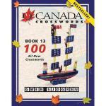 【预订】O Canada Crosswords, Book 13: 100 Daily-Size