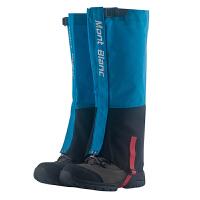 防沙鞋套 雪套户外登山防水男女儿童防雪鞋套徒步防沙脚套护腿腿套雪套