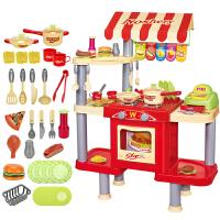 儿童过家家玩具套装梦幻厨房仿真餐具做饭女孩3-4-6-7-8-10岁