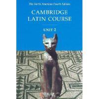 【预订】Cambridge Latin Course Unit 2 Student Text North