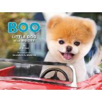 【预订】Boo: Little Dog in the Big City