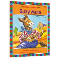 自然拼读一起学:骡子苏西(元音组合ar)Let's Read Together: Suzy Mule