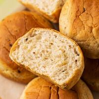 【再叠9折券】网易严选 谷蔬养生 蔬菜风味牛奶面包