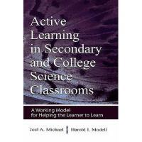 【预订】Active Learning in Secondary and College Science
