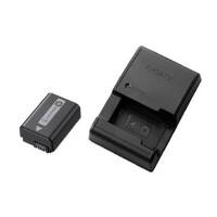 索尼NP-FW50 原装电池+座充NEX-5T 5R 5N 7 A7 A7R 充电器 ACC-VW