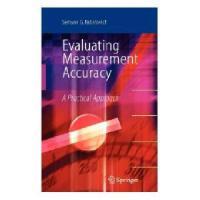 【预订】Evaluating Measurement Accuracy: A Practical