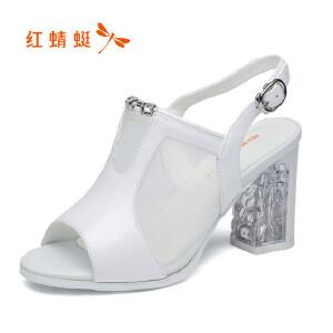 红蜻蜓女鞋女凉鞋K85223