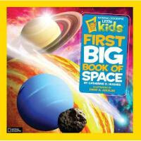 National Geographic Kids First Big Book of Space(First Big B