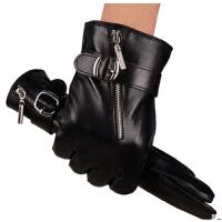 真皮手套 男 冬季 骑车驾车 加厚 保暖 冬 皮手套羊皮手套