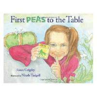 【预订】First Peas to the Table: How Thomas Jefferson