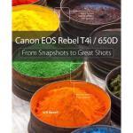 【预订】Canon EOS Rebel T4i/650d: From Snapshots to Great