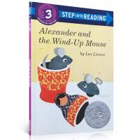 英文原版童书 Leo Lionni 名家作品 Step Into Reading Level 3: Alexander