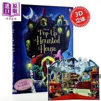 【中商原版】可怕的房子(立体书)英文原版 Pop-up Haunted House