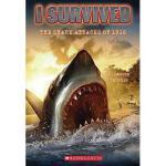 【预订】I Survived the Shark Attacks of 1916