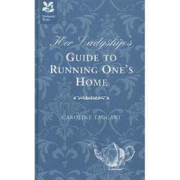 【预订】Her Ladyship's Guide to Running One's Home 美国库房发货,通常付款后3-5周到货!