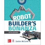 【中商原版】机器人制造者的宝藏(第5版) 英文原版 Robot Builder's Bonanza, 5th Edit