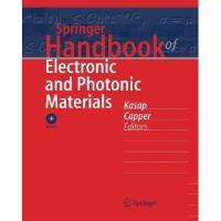 【预订】Springer Handbook of Electronic and Photonic