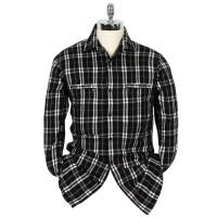 YOUNGOR雅戈尔衬衫男长袖正品冬款保暖长袖衬衫修身版 BN14483-71
