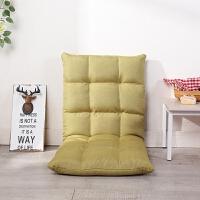 懒人沙发榻榻米坐垫折叠椅单人床上宿舍椅飘窗椅懒人沙发椅