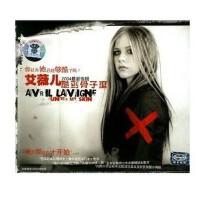 正版Avril Under My Skin 艾薇�� 第2���]� 酷到骨子里CD音��