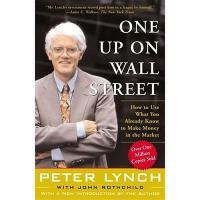 【现货】英文原版 彼得・林奇的成功投资 (彼得・林奇的选股战略) One Up on Wall Street: How