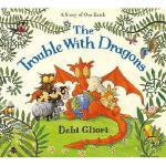 【预订】The Trouble with Dragons