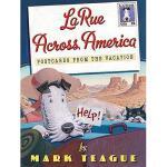 【预订】LaRue Across America: Postcards from the Vacation