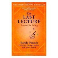 【现货】英文进口原版 The Last Lecture: Lessons in Living *一课 Randy Pa