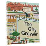 The City Grower 城市栽培者 城市都市园艺园林植物种植养护书