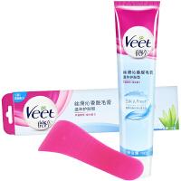 Veet 薇婷丝滑沁香脱毛膏 温和护肤型 100克