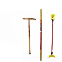 生日礼物猪八戒九齿钉耙玩具 塑料发光音乐金箍棒猪扒西游记木制玩具道具