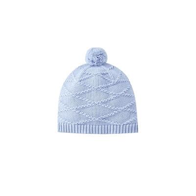 【网易严选 好货直降】全棉毛球针织帽 【0-5岁】100%棉倍柔呵护