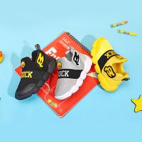 B.Duck 小黄鸭童鞋男童运动鞋 儿童男透气时尚休闲运动鞋B3083013