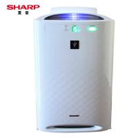 夏普(SHARP) KC-CD30-W 空气净化器除甲醛 PM2.5 雾霾 净化二手烟 加湿 白色