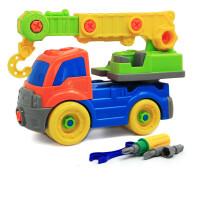 儿童拆装玩具男孩动手宝宝幼儿园玩具女孩玩具螺丝刀电钻