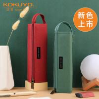 ���u2020新品 �P袋一米新�系列kokuyo日本日系文具袋女��s小�W生大容量文�ins�L小�高�值