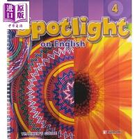 【中商原版】SPOTLIGHT 4 TEACHERS GUIDE 英文原版 美国小学英语四年级教师指南