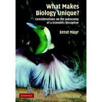 【预订】What Makes Biology Unique?: Considerations on the