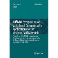 【预订】Iutam Symposium on Variational Concepts with