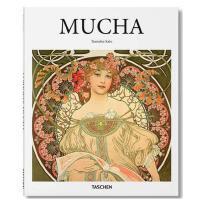 现货MUCHA 艺术大师 穆夏 艺术画册作品集 西方绘画大师 绘画作品 绘画艺术 taschen 艺术绘画作品集